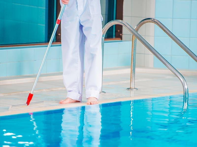 C mo prevenir que aparezcan algas en la piscina serpasat for Algas en piscinas de plastico